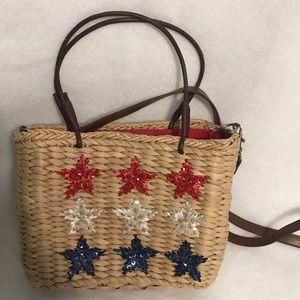 Patriotic purse